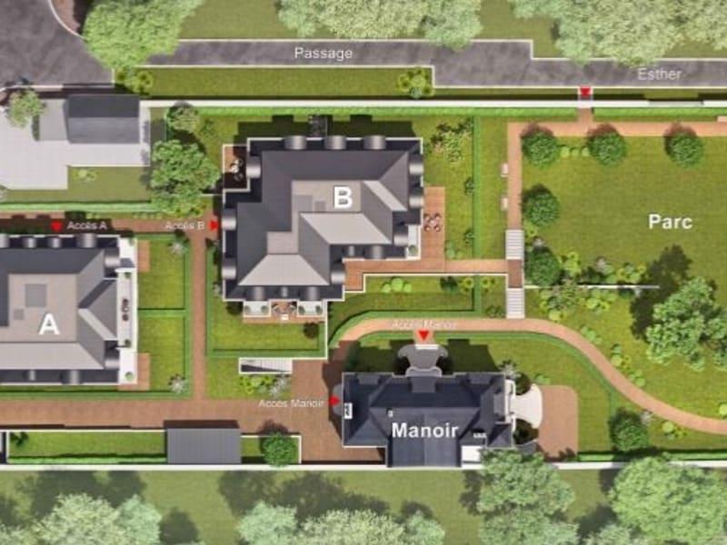 Sale apartment Chatou 680000€ - Picture 3