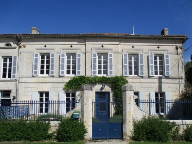 Sale house / villa St andre de cubzac 567000€ - Picture 1