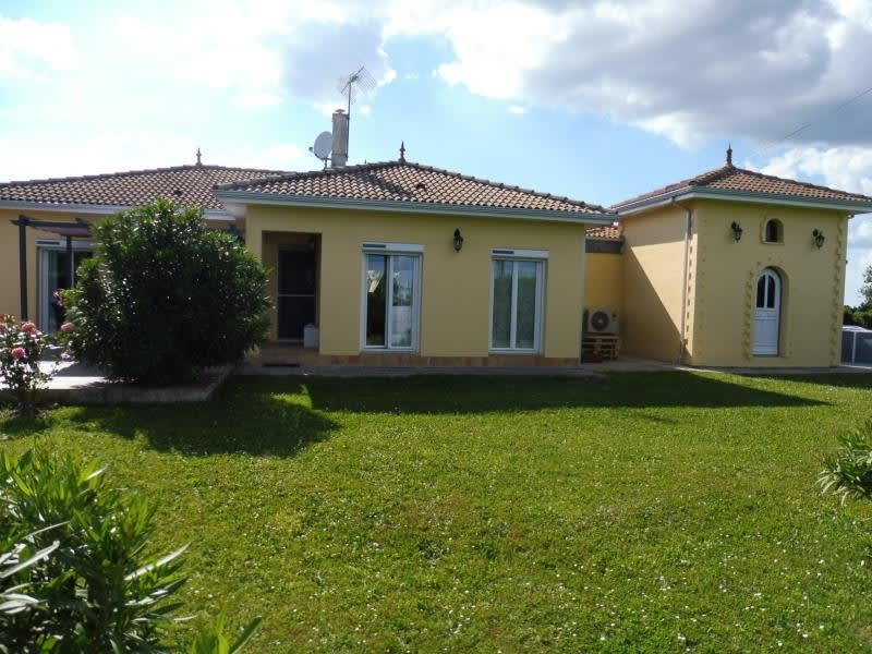 Sale house / villa Aubie et espessas 318000€ - Picture 1