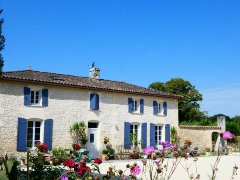 Sale house / villa St andre de cubzac 461000€ - Picture 1