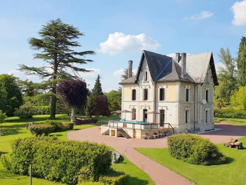 Vente de prestige maison / villa Saint andré de cubzac 550000€ - Photo 1