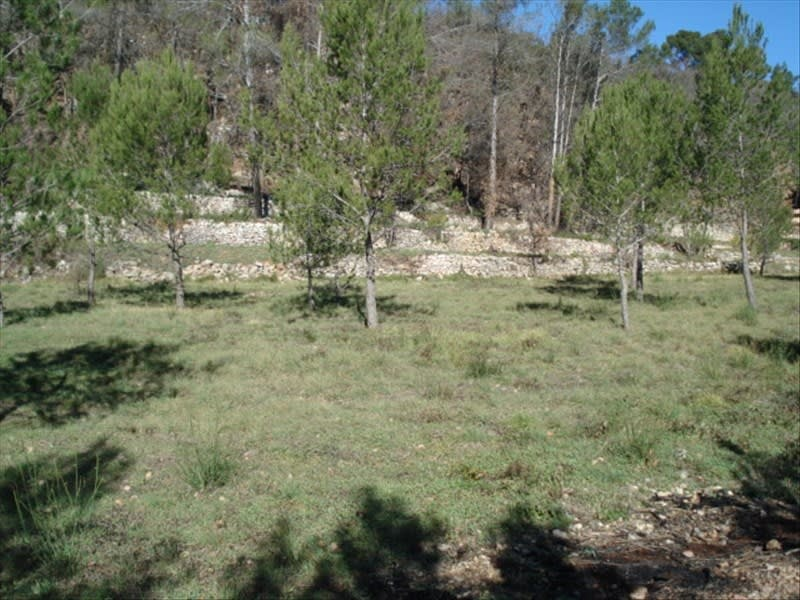 Vente terrain Meounes les montrieux 180000€ - Photo 1