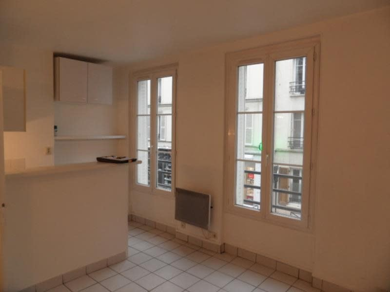 Rental apartment Levallois perret 595€ CC - Picture 1