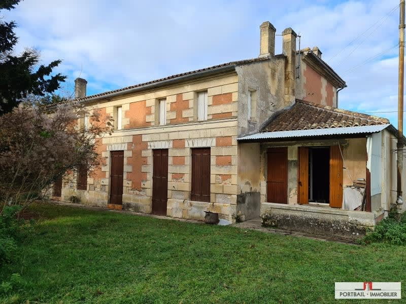 Sale house / villa Blaye 170 500€ - Picture 1