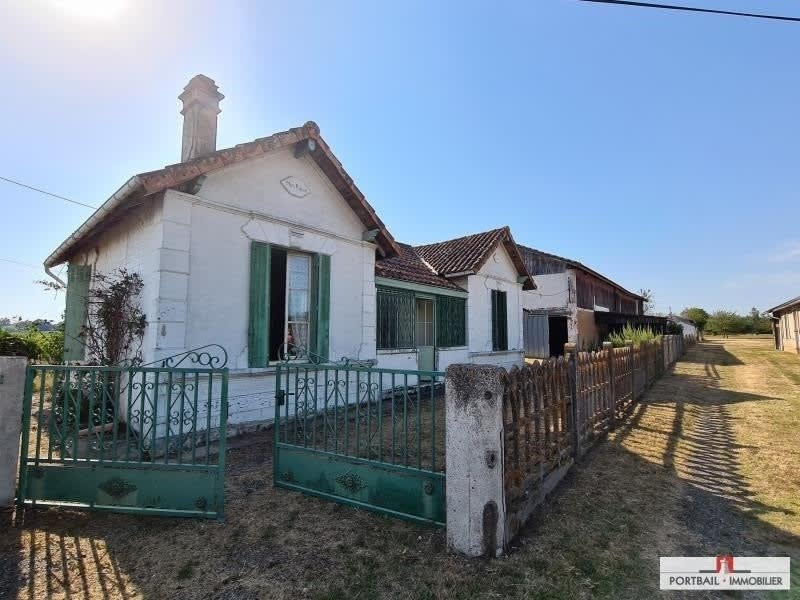 Sale house / villa Etauliers 79000€ - Picture 1