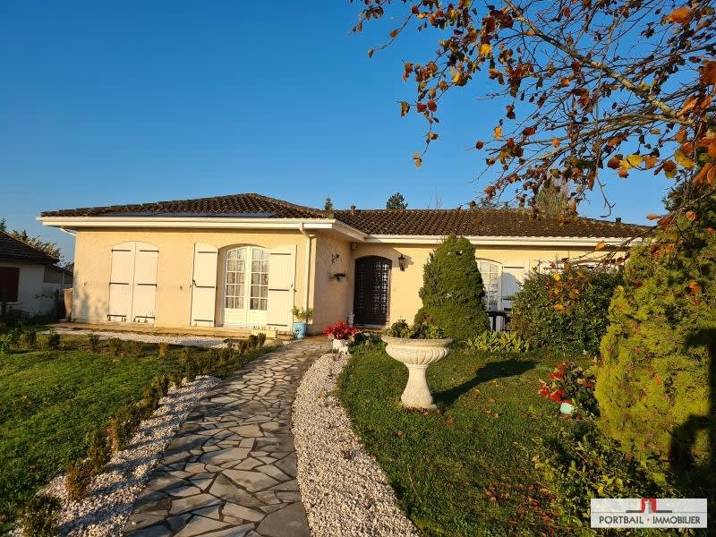 Sale house / villa Bourg 275000€ - Picture 1