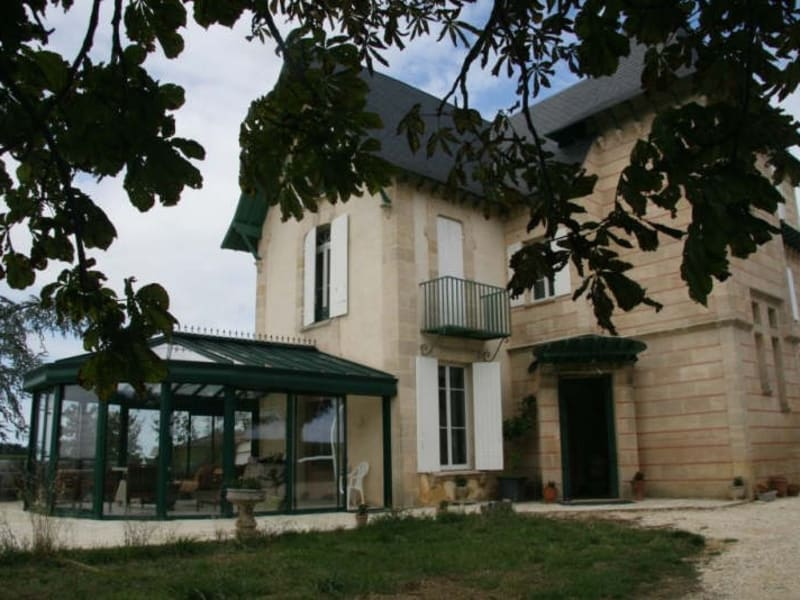Sale house / villa Plassac 640000€ - Picture 3