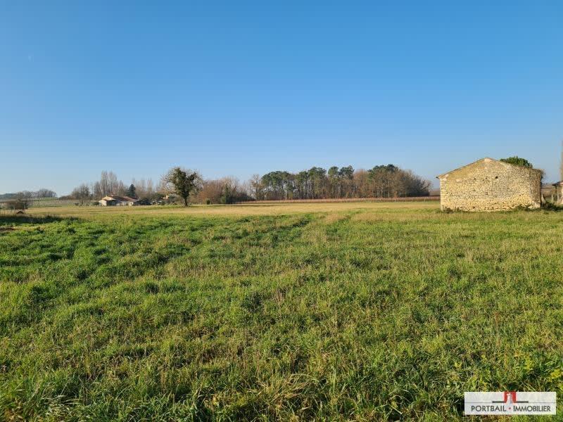 Vente terrain Blaye 38000€ - Photo 1