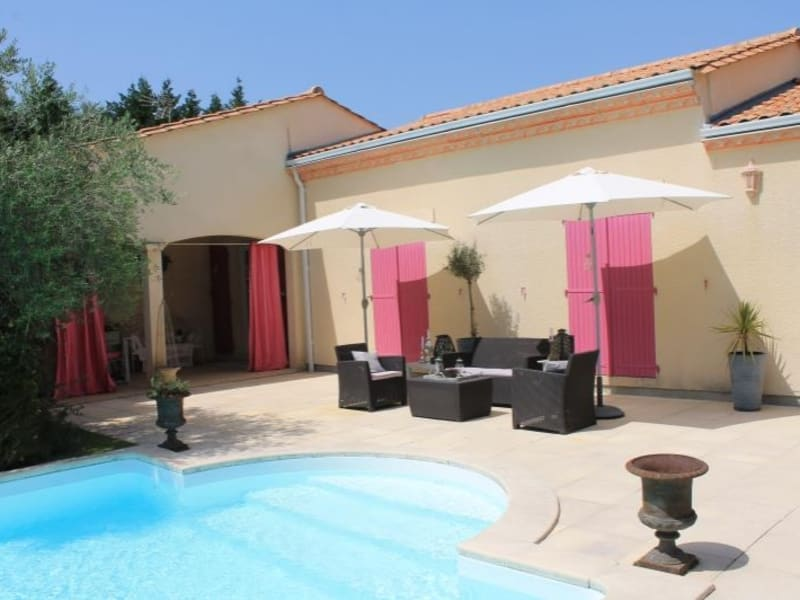 Revenda casa Langon 489500€ - Fotografia 3
