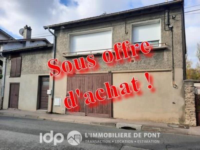 Vente maison / villa Pont de cheruy 220000€ - Photo 1