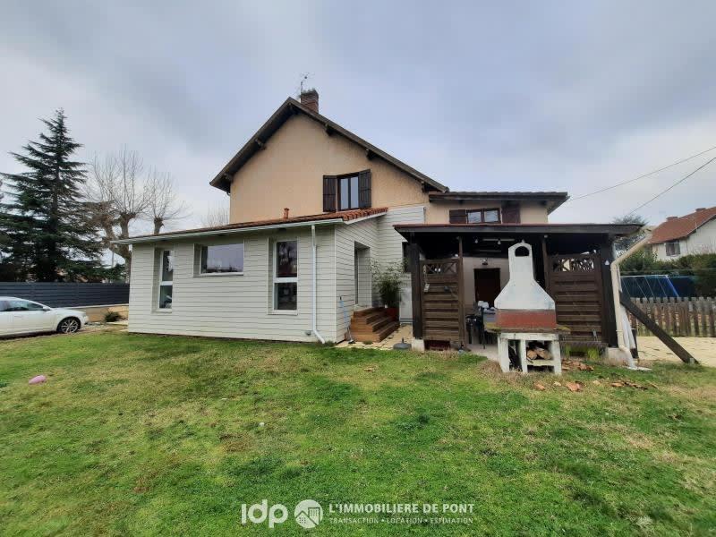 Vente maison / villa Charvieu chavagneux 319000€ - Photo 7