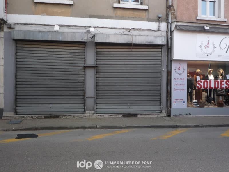 Vente local commercial Pont de cheruy 55000€ - Photo 1