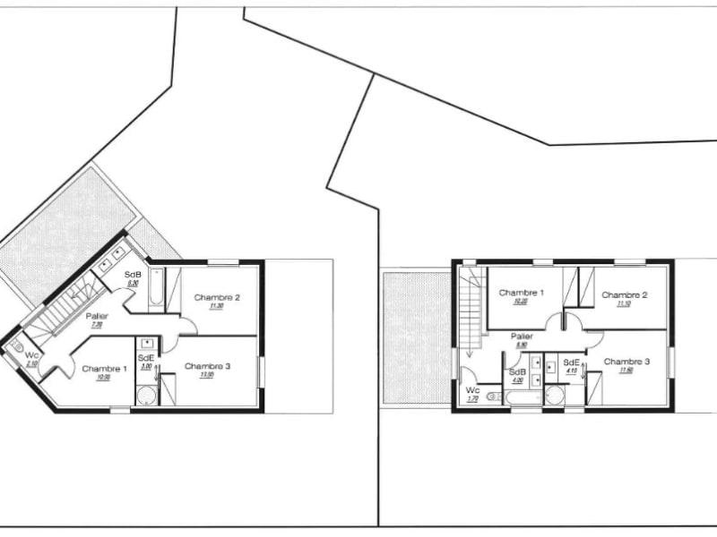 Sale house / villa Saint jacques sur darnetal 251000€ - Picture 2