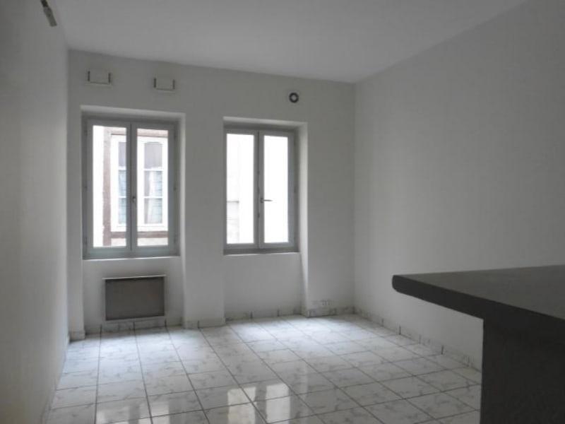 Sale apartment Vienne 107500€ - Picture 1