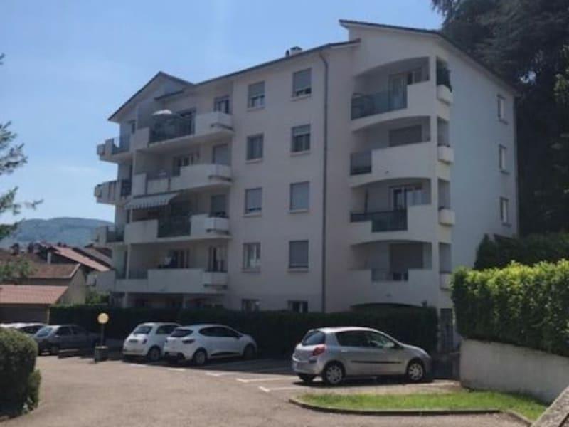 Vente appartement Rives 153000€ - Photo 1