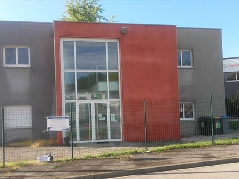 Sale office Rives 130000€ - Picture 1