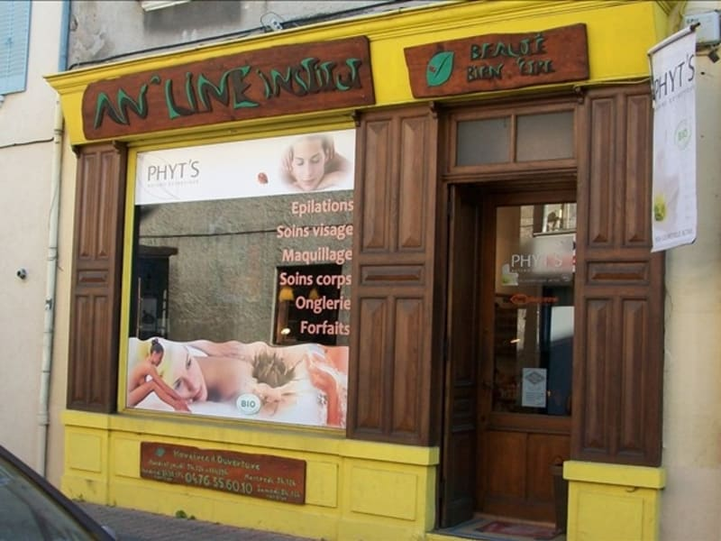 Commercial property sale shop Moirans 25000€ - Picture 1
