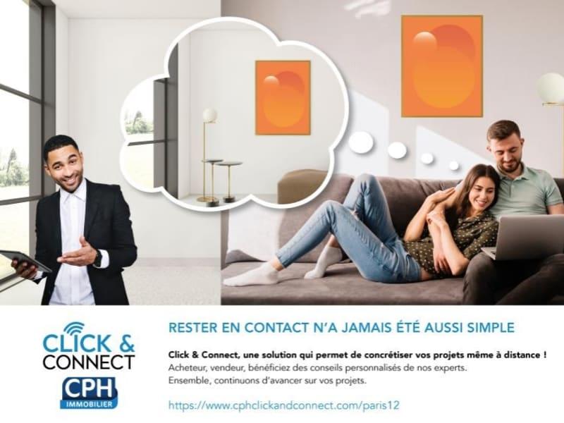 Revenda apartamento Paris 12ème 83000€ - Fotografia 5