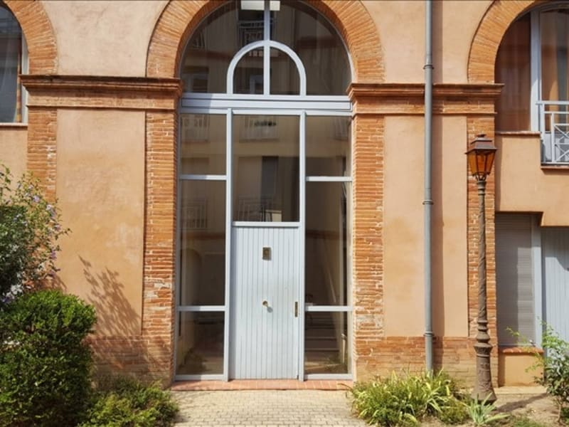Location appartement Toulouse 506€ CC - Photo 1