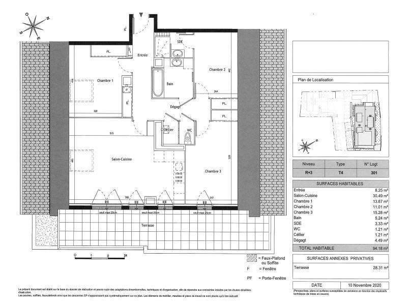 Sale apartment St pere en retz 279000€ - Picture 2