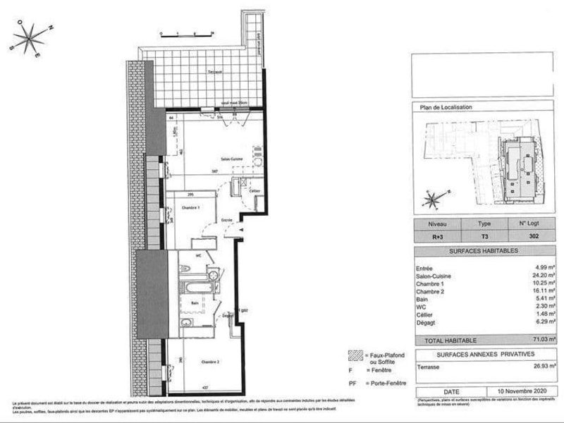 Sale apartment St pere en retz 205000€ - Picture 2