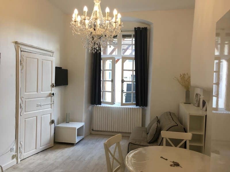 Location appartement Poitiers 395€ CC - Photo 1