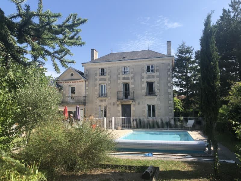 Vente de prestige maison / villa St benoit 676000€ - Photo 1