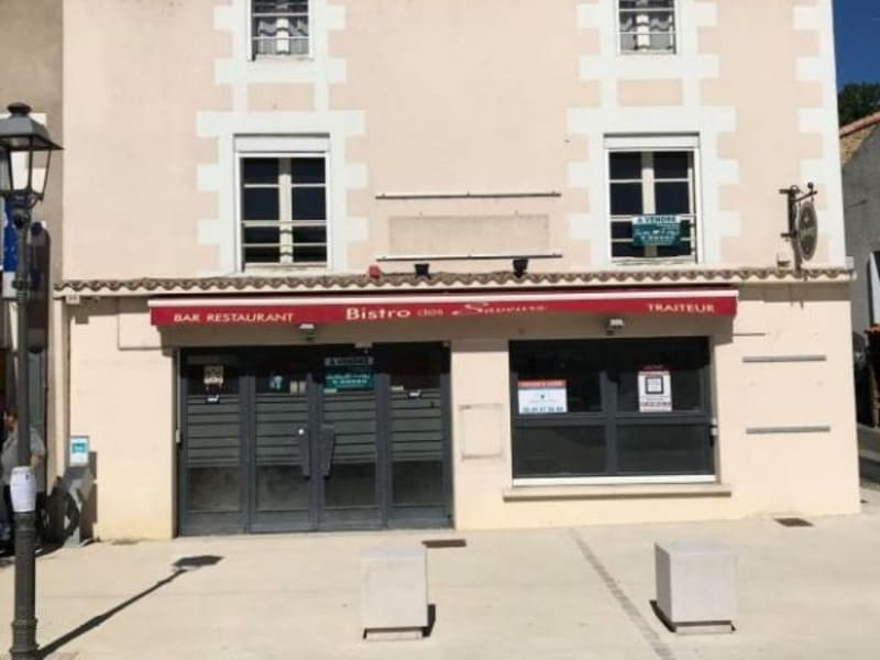 Vente immeuble Liguge 222 600€ - Photo 1