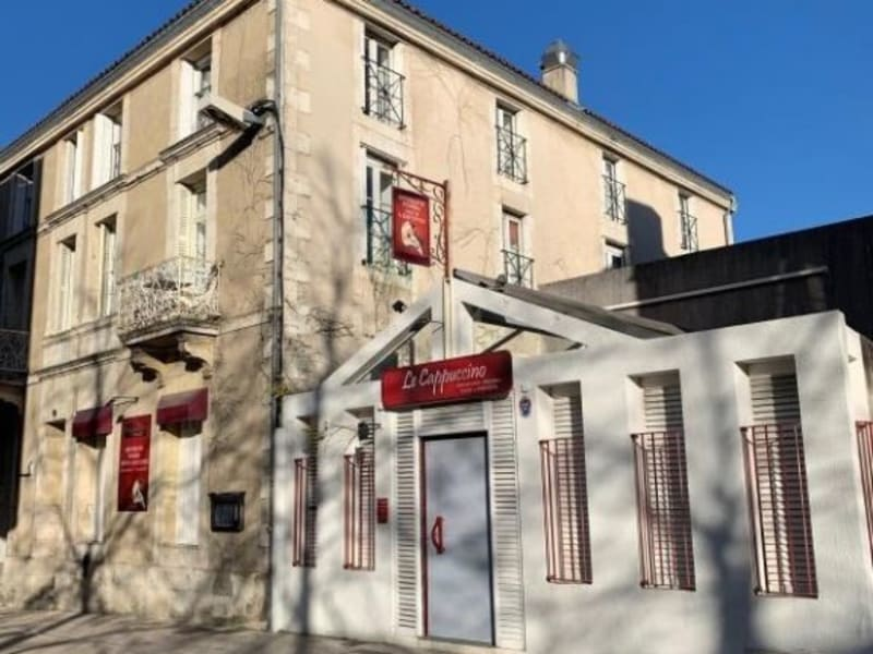 Vente local commercial Poitiers 246100€ - Photo 1