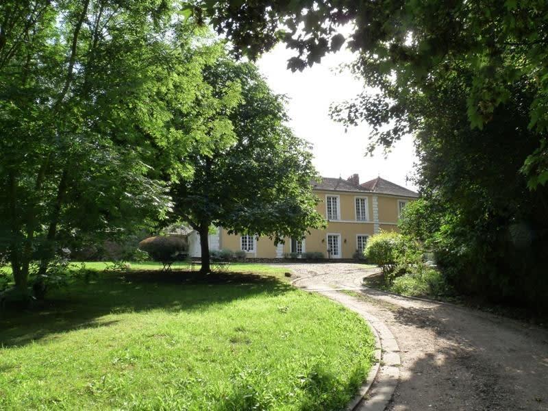 Rental house / villa Orgeval 3250€ CC - Picture 1