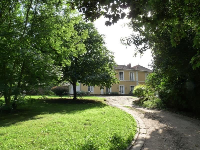 Rental house / villa Villennes sur seine 3250€ CC - Picture 1