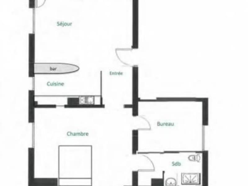 Vente appartement Paris 7ème 714000€ - Photo 6
