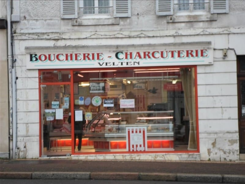 Commercial property sale shop Nevers 41 000€ - Picture 1