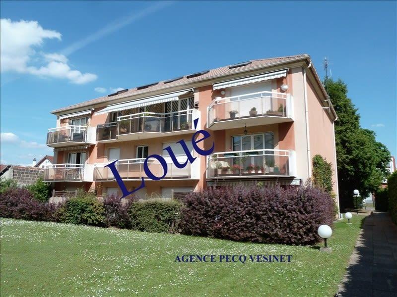 Location appartement Le pecq 870€ CC - Photo 1