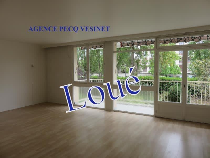Location appartement Le vesinet 1120€ CC - Photo 1