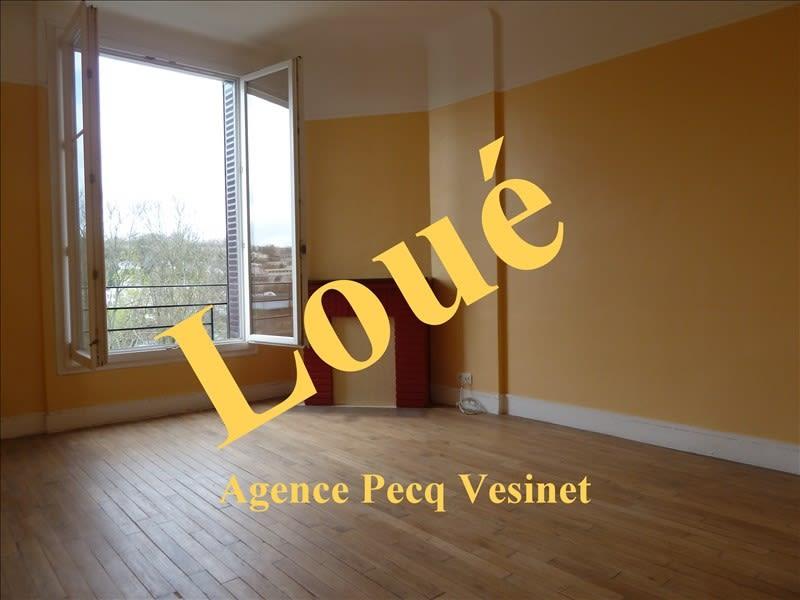 Location appartement Le pecq 976€ CC - Photo 1