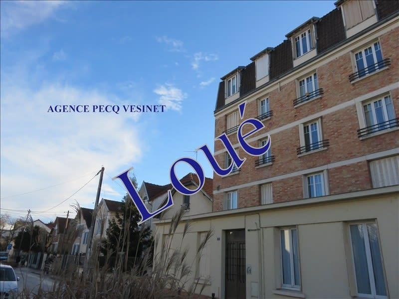 Location appartement Le pecq 900€ CC - Photo 1