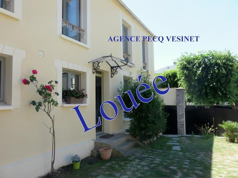 Location maison / villa Le pecq 1 720€ CC - Photo 1