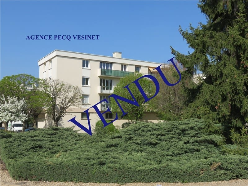 Vente appartement Le pecq 170 000€ - Photo 1