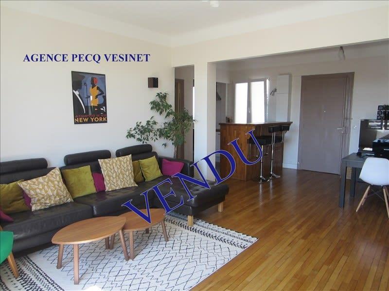 Vente appartement Le pecq 359000€ - Photo 1