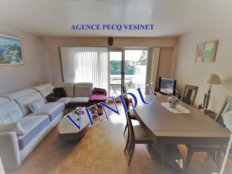 Vente appartement Le pecq 293 000€ - Photo 1
