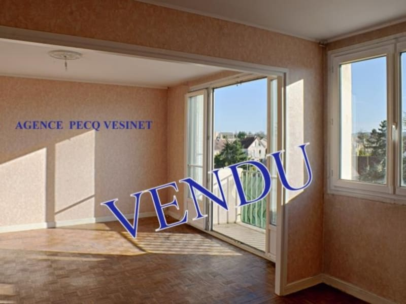 Vente appartement Le pecq 269 000€ - Photo 1