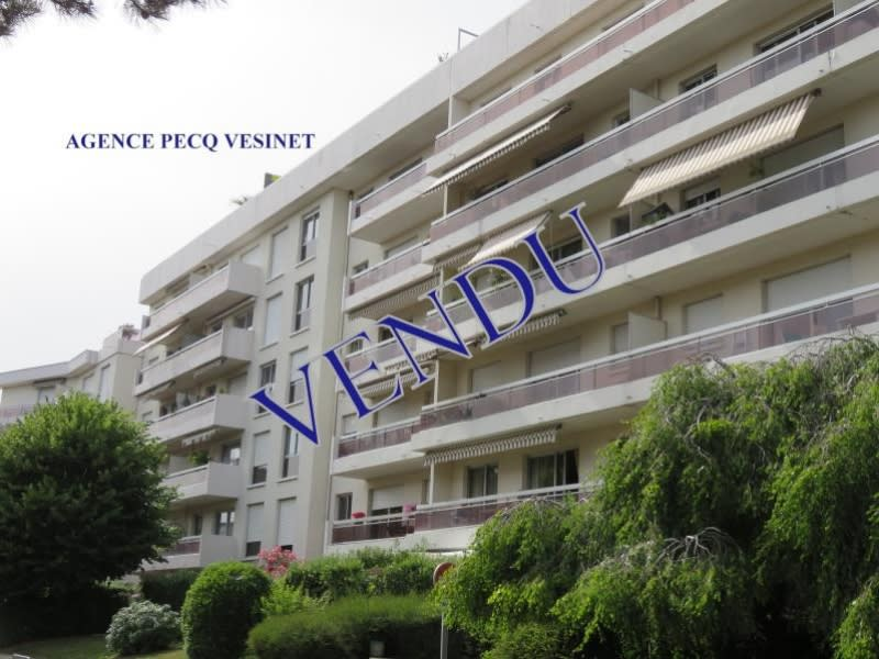 Vente appartement Le pecq 471 000€ - Photo 1