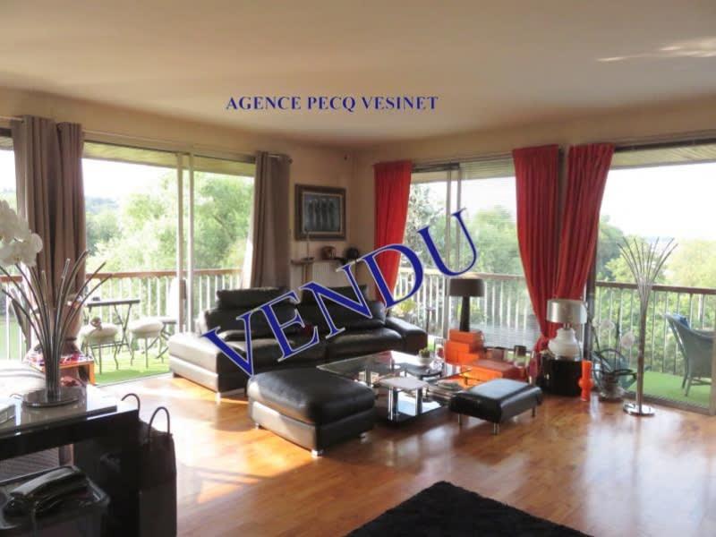 Vente appartement Le pecq 310000€ - Photo 1