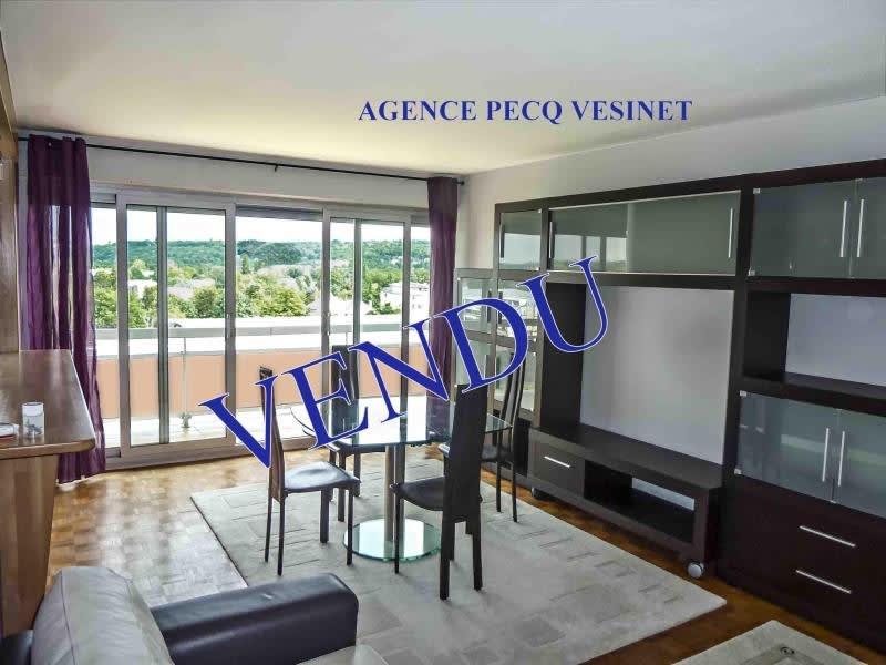 Vente appartement Le pecq 307000€ - Photo 1