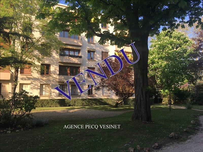 Vente appartement Le vesinet 396000€ - Photo 1
