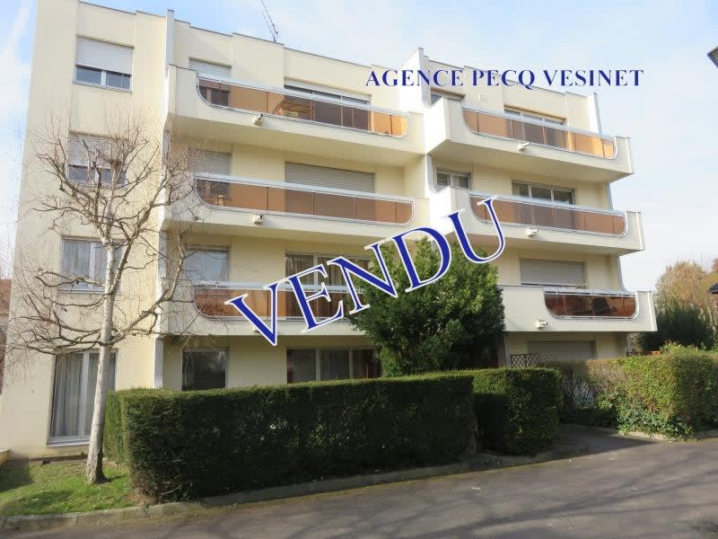 Vente appartement Le pecq 475 000€ - Photo 1