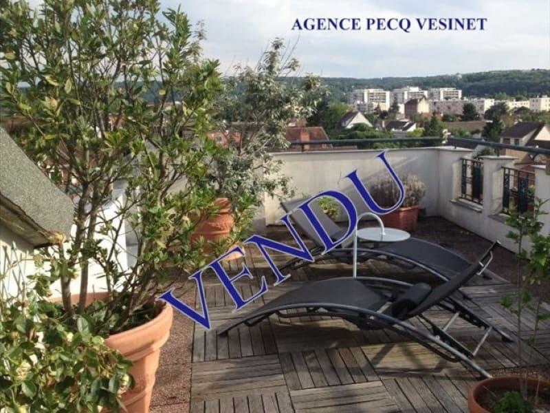 Vente de prestige appartement Le pecq 426000€ - Photo 1