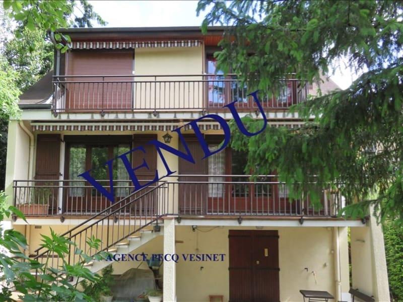 Vente maison / villa Le pecq 758000€ - Photo 1