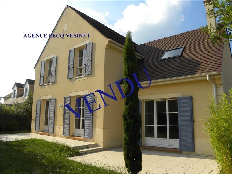 Vente maison / villa Montesson 795000€ - Photo 1